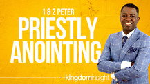 Functioning In Priestly Anointing | Dr. Kazumba Charles