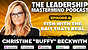 The Leadership Mastermind Podcast with Christine Beckwith
