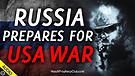 Russia Prepares for USA War 03/23/2021