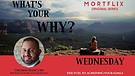 What's Your Why Wednesdays interview with Thom...