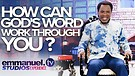 HOW CAN GOD'S WORD WORK THROUGH YOU?!? | Prophet...