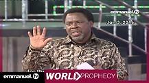 NORTH KOREA WAR PROPHECY | Prophet TB Joshua
