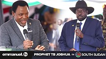 PROPHECY FOR SOUTH SUDAN