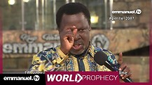 RUSSIAN AIRLINE ACCIDENT PROPHECY | Prophet TB Joshua