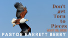 Barrett Berry | Don't get Torn to Pieces | May 2...