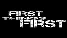 First Things First Season 2