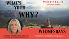 What's Your Why Wednesdays interview with Chri...