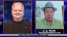 """Author JL Robb tells Dr. Chaps about his exciting on going saga """"The End"""""""