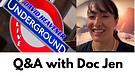 Underground with Crissy & Doc Jen
