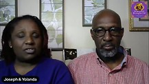 Appreciating Each Other's Strength with Joseph and Yolanda Samuels