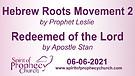 Spirit of Prophecy Church - Sunday Service 06/06...