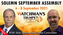 Solemn September Assembly Event with Stan Johnson and Dana Coverstone