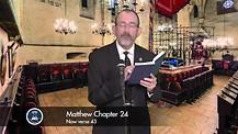 Matthew Chapter 24 Part 9