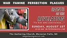 David White 'Saints pf the Revelation' 8/1/21