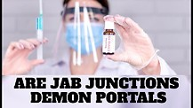 Does the Vaccine Open a Demon Portal? How to Identify Angels. Julieann