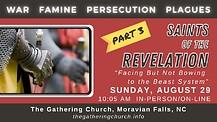 David White 'Saints of the Revelation Part 3' 8/29/21