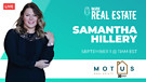 Samantha Hillery, Motus Real Estate - Being A Le...