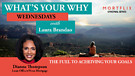 What's Your Why Wednesdays interview with Dian...