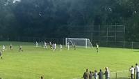 Daisy Duda Direct Free Kick Goal vs. Hackettstown High School 9/29/21