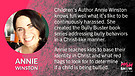 Ep. 66 Annie Winston Creates The Bully Busters J...
