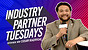 Industry Partner Tuesdays feature guest Cesar Madrigal