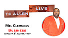 TC ALLEN LIVE with Mel Clemmons