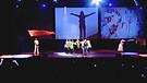 Paul Wilbur Sings 'Let God Arise' in Argentina
