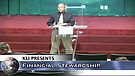 Financial Stewardship Part 6