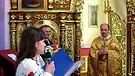 Парафіяни привітали о.Олексія з іменинами