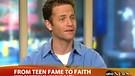 Kirk Cameron in Good Morning America