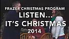 Listen it's Christmas