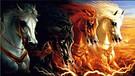 Revelation 6 - Four Horsemen of the Apocalypse - Dr. Jerry Brandt