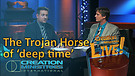 (4-12) The Trojan horse of 'deep time' (Creation Magazine LIVE!)