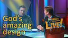 (2-06) God's amazing design (Creation Magazine LIVE!)