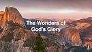 The Wonders Of God's Glory Pt.1 I Dr. Andrew Nkoyoyo
