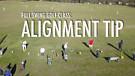 Golf Class: Using Alignment Sticks