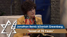 Jonathan Bernis & Daniah Greenberg | Anniversary of a Miracle: Israel at 70 Years
