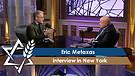 Eric Metaxas | An Interview in New York