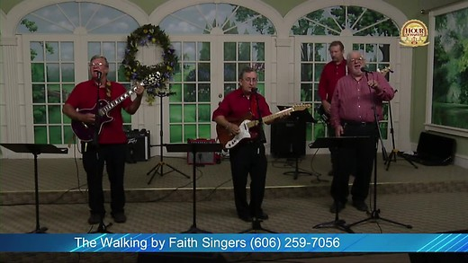 7-20-20 Hour of Harvest featuring Walking by Faith Sing...