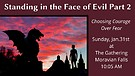 David White 'Standing in the Face of Evil Part 2' 1/31/21